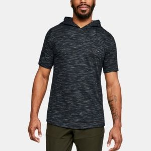 NEW! Under Armour Short Sleeve Pullover Hoodie